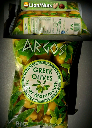 Оливки ARGOS
