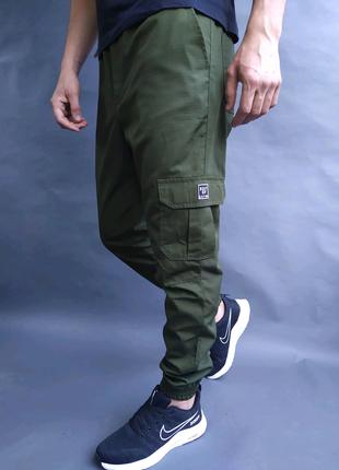 Мужские спортивные штаны карго