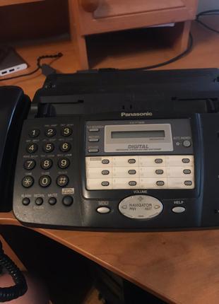 Продаю Panasonic KX-FT908 факс телефон