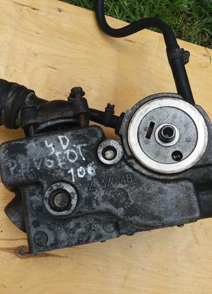 Термостат в сборе Peugeot 106 Citroen AX,ZX 1.4 D TUD3