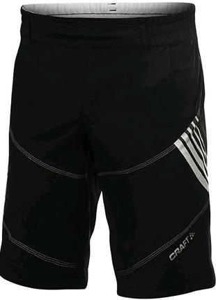Шорты велосипедные Craft Active Bike Hybrid Men's Shorts размер L