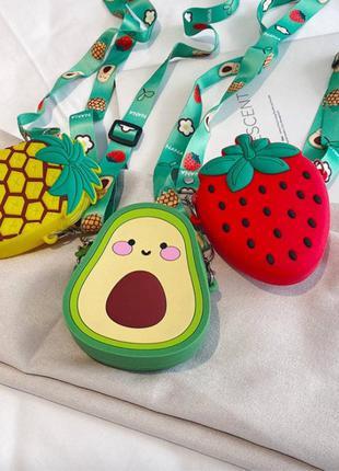 Сумочки фрукты