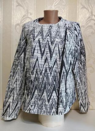 Новая косуха пиджак жакет женский большого размера, etam