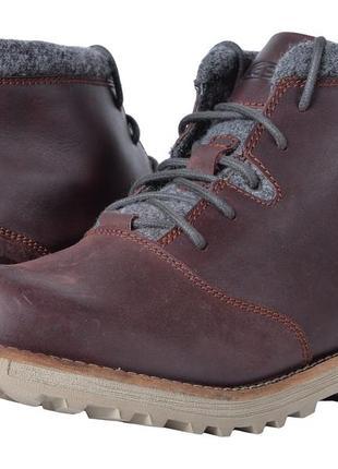 Теплые зимние непромокаемые ботинки keen the slater -30C USA