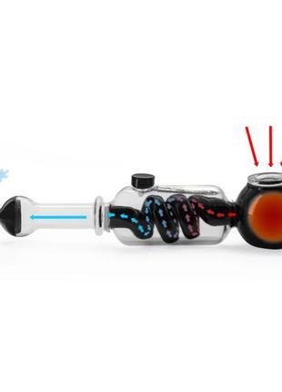 Трубка  для курения / курительная трубка / баблер / бонг