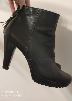 Ботильоны ботинки сапоги+подарок