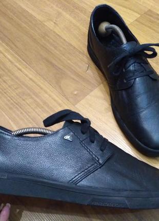 Mida мужские кожаные туфли
