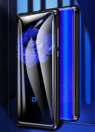 MP3 Плеер Mahdi M600 8Gb Hi-Fi Bluetooth Синий (Уцененный)