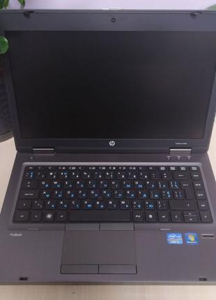 """Ноутбук HP 6460b 14.1"""" Core i5/4Gb DDR3/320Gb/АКБ 1.5 ч/ГАРАНТ..."""