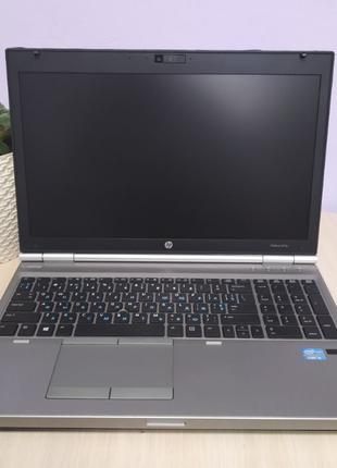 """Ноутбук 15,6"""" HP 8570p Intel Core i5/4Gb DDR3/500Gb/АКБ 2ч/ГАР..."""