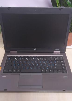 """Ноутбук 14.1"""" HP 6475b AMD A4/4Gb DDR3/320Gb/АКБ 2ч/ГАРАНТИЯ"""