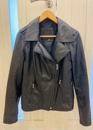 Жіноча шкіряна куртка Philipp Plein. Нова!!! Весна-осінь. Розмір