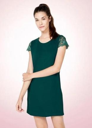 Домашнее платье (ночная рубашка) размер l