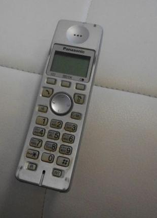 Дополнительная трубка радиотелефона Panasonic