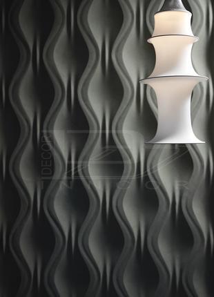 Гипсовая 3D панель SNAKE