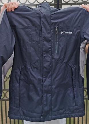 Куртка columbia blancher mountain omni-tech размер m оригинал