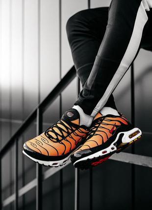 Nike air max tn, мужские кроссовки найк