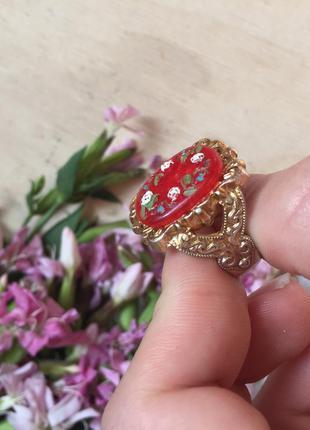 Винтажное кольцо ссср