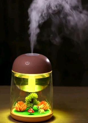 Увлажнитель/ароматизатор и ночник