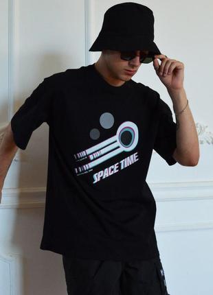 Футболка space black