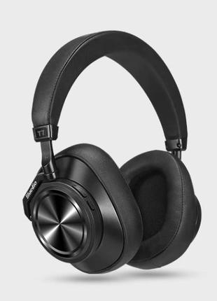 Наушники Bluedio T7 Bluetooth Black в наличии