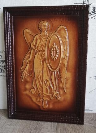 Ікона дерев'яна ручної роботи