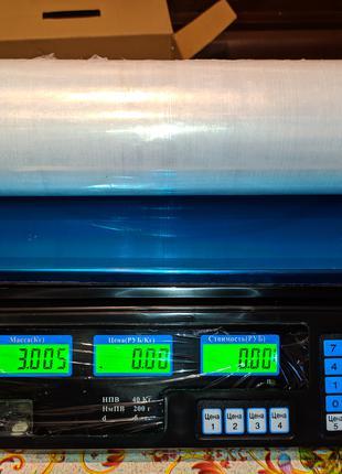 Стрейч - 110 грн рулон, вес - 3 кг, 20 мкм, шир 500 ,длин 300м