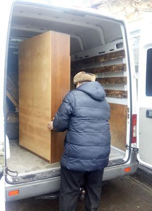 Доставка, перевозка мебели и бытовой техники по Черкассам и Ук...
