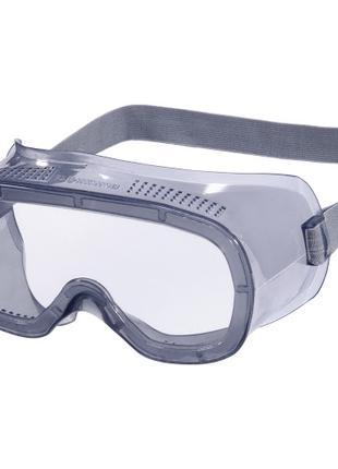 Очки закрытые  защитные delta plus muria 1