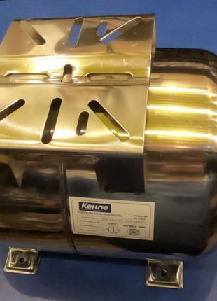 Бак Гидроаккумулятор нержавеющий 24л ( 50 80 100 ) до насосной...