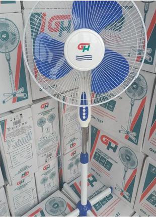 Вентилятор електро вентилятор напольный GH-1621