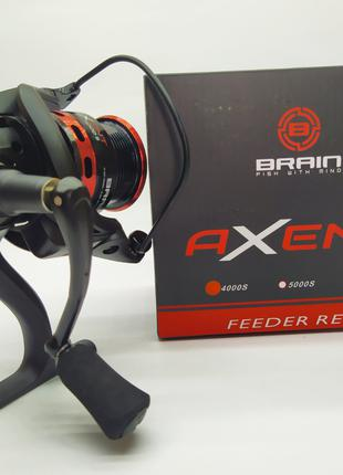 Катушка Brain fishing Axent 4000S, 6+1BB