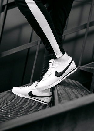 """Кроссовки Nike Cortez """"White/Black"""""""