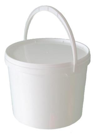 Ведро пластиковое 10 литров