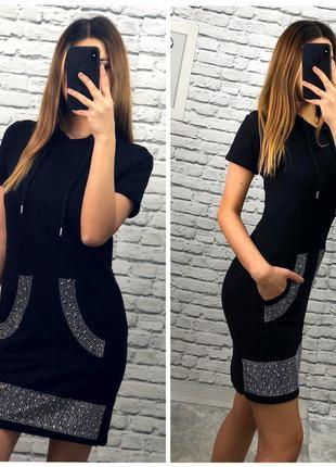 Платье-туника. р. S (42-44). Турция