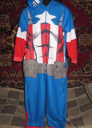 Ромпер-пижама мужская.размер s