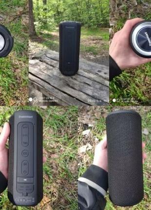 Портативная колонка Tronsmart Element T6 Plus 40w Bluetooth + чех