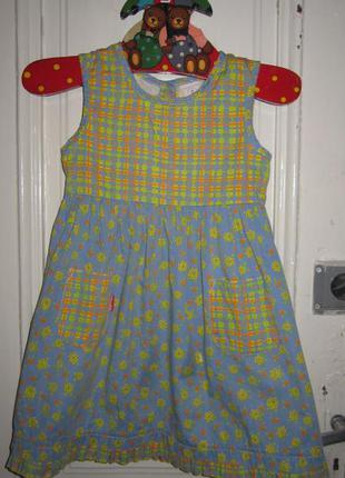 Платье.4 года.рост 104см