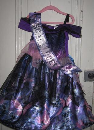 Платье карнавальное.5-6 лет