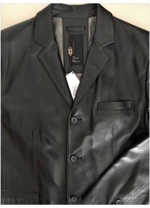 ALBA MODA, мужские куртки из кожи премиум уровня (Италия), СКИ...