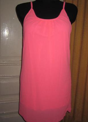 Платье пляжное.разм 36-38
