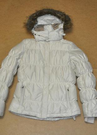 Puma женский пуховик пума зима