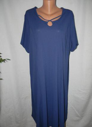 Платье очень большого размера charmance