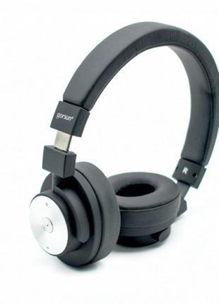 Беспроводные Bluetooth наушники Gorsun E2 Черный