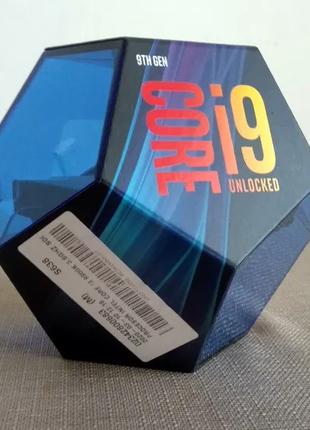 Процессор Intel Core i9-9900K BX80684I99900K
