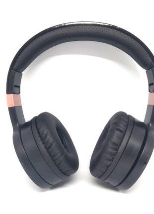 Беспроводные Bluetooth Стерео наушники Gorsun GS-E88A Чёрные