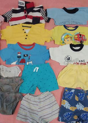 Детская одежда на мальчика по 10грн за вещь