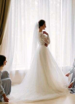 Свадебное платье ~