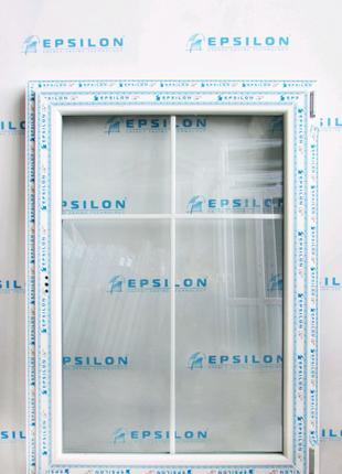 Вікна металопластикові Epsilon отримай подарунок до кінця літа...