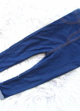Стильные лосины легинсы штаны брюки на подтяжках primark